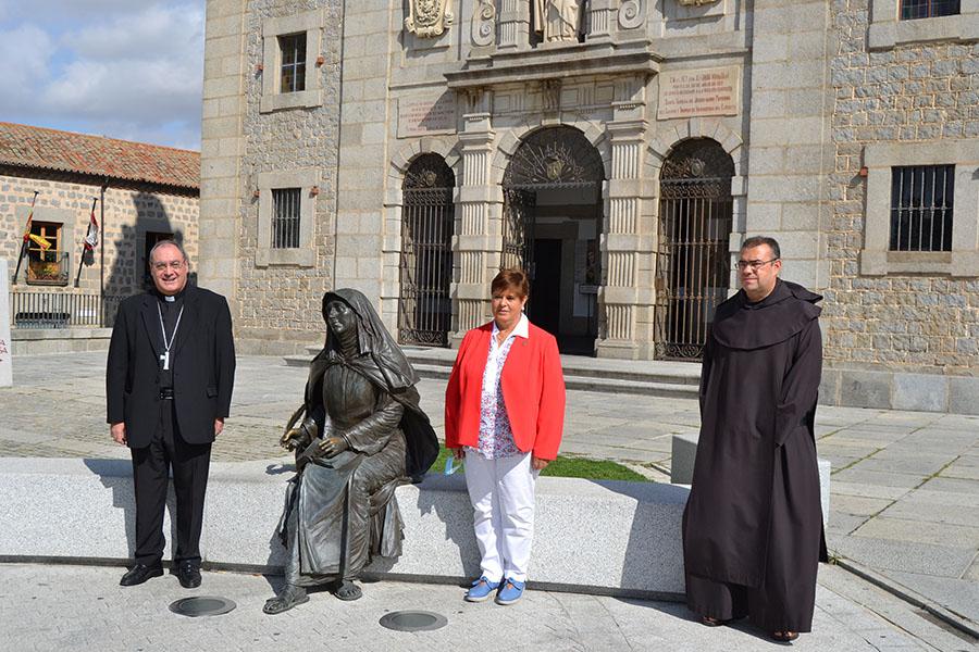 El Obispado de Ávila, los Carmelitas Descalzos y la UCAV Celebrarán el próximo 27 de septiembre los cincuenta años del Doctorado de Santa Teresa de Jesús