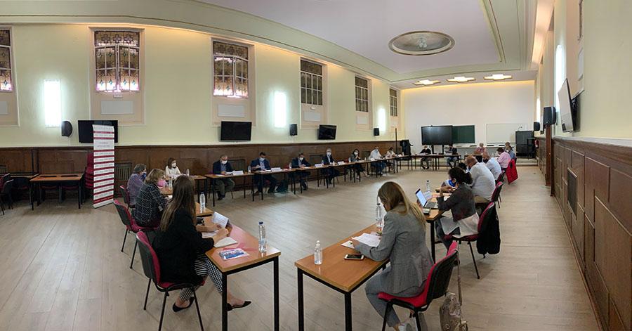 Arrancan las reuniones para la creación del primer Centro de Transferencia de Conocimiento en Ávila