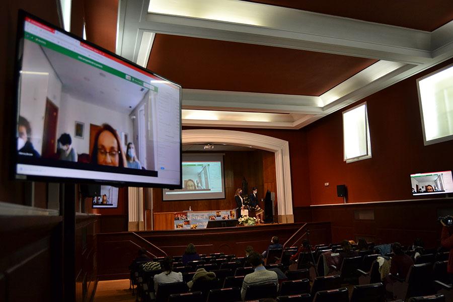 La UCAV acoge el 76º Encuentro de Universitarios