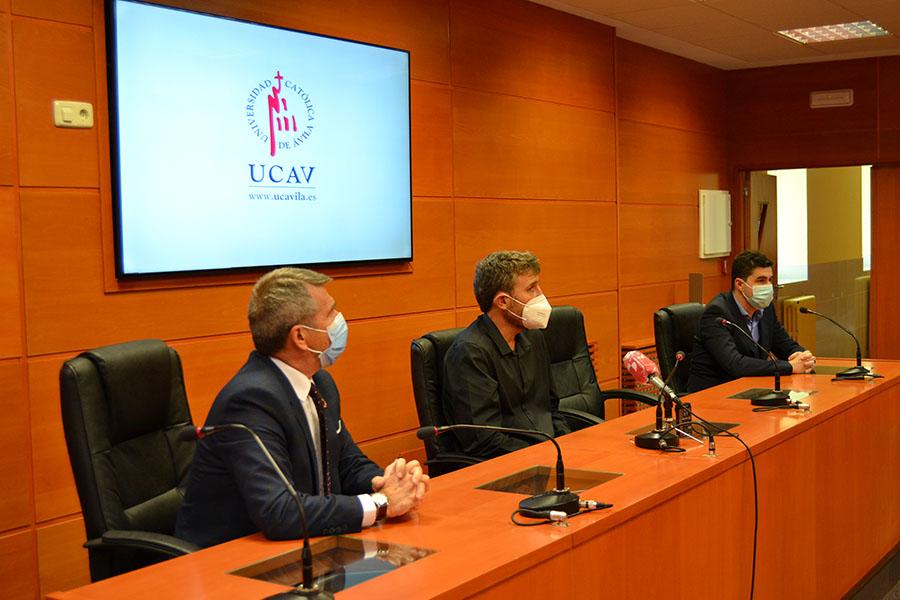 La UCAV ofrecerá unas jornadas sobre gestión empresarial en la era Covid