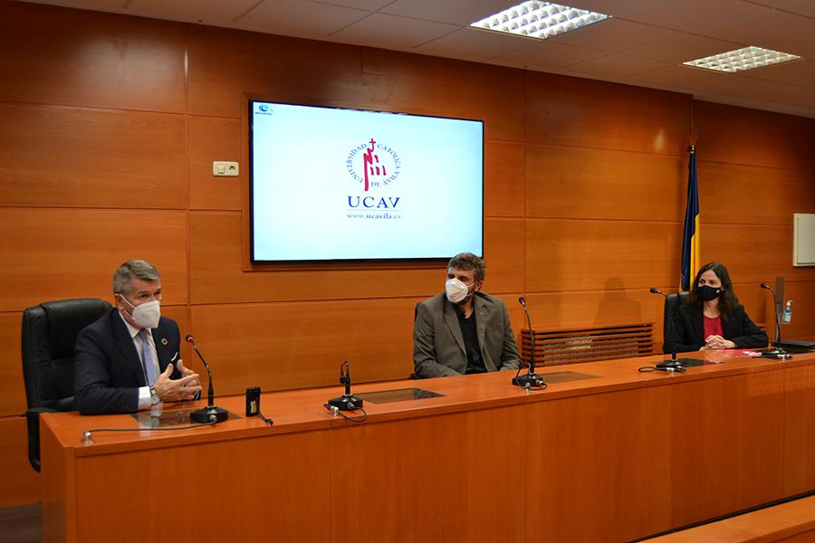 La UCAV imparte unas Jornadas de Emprendimiento Empresarial