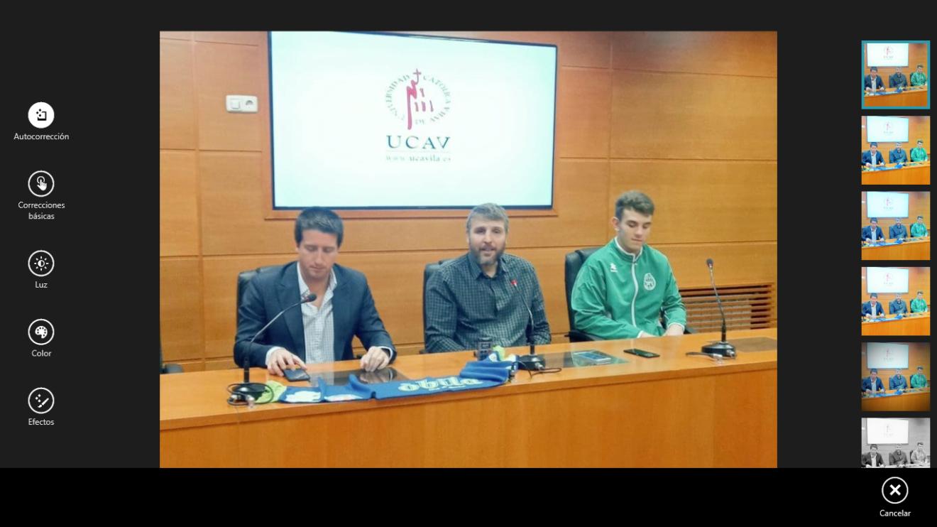 El Presidente del Óbila Basket y del Real Ávila, en el MBA de Deportes de la UCAV