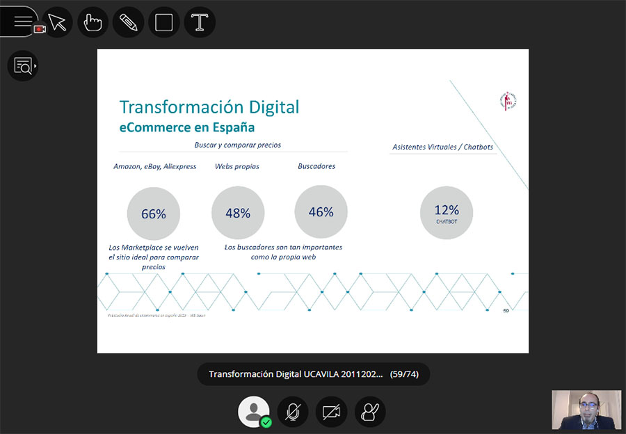 "Luis Miguel Garay, Senior Digital Transformation Advisor en Telefónica: ""La disrupción digital no ha hecho más que empezar"""