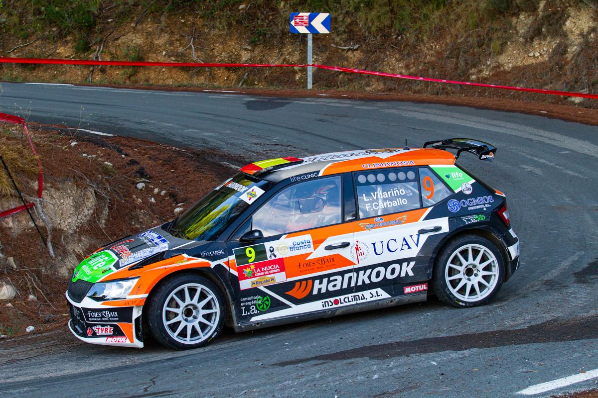 Quedar entre los cinco primeros del CERA, el objetivo del UCAV Racing para el Rally Islas Canarias