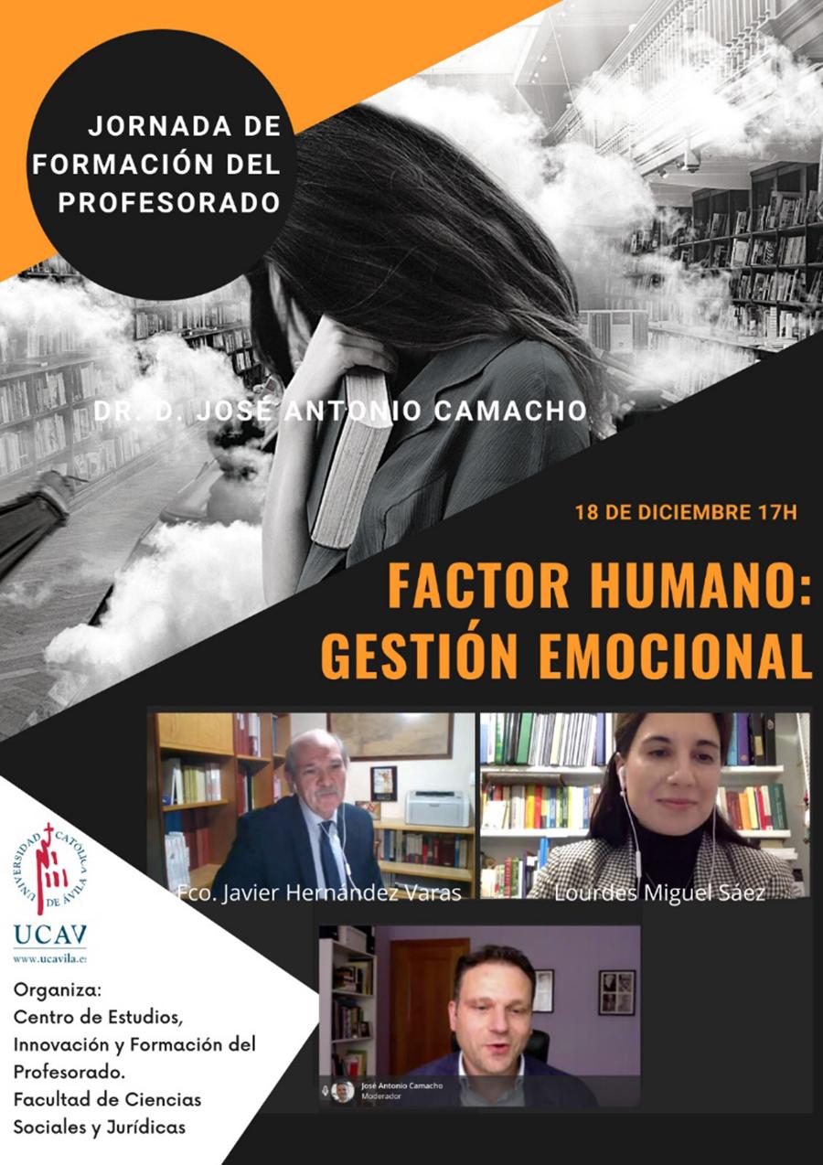 La UCAV apuesta por el desarrollo personal y profesional de su comunidad universitaria