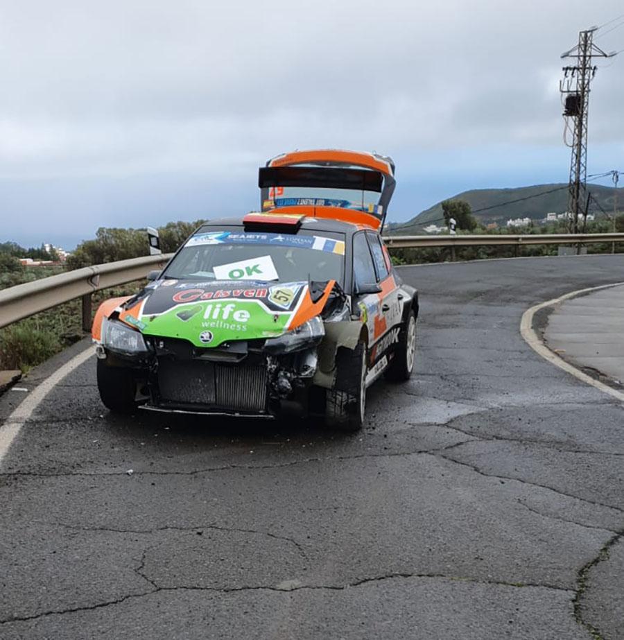 Desafortunado fin de semana para el UCAV Racing