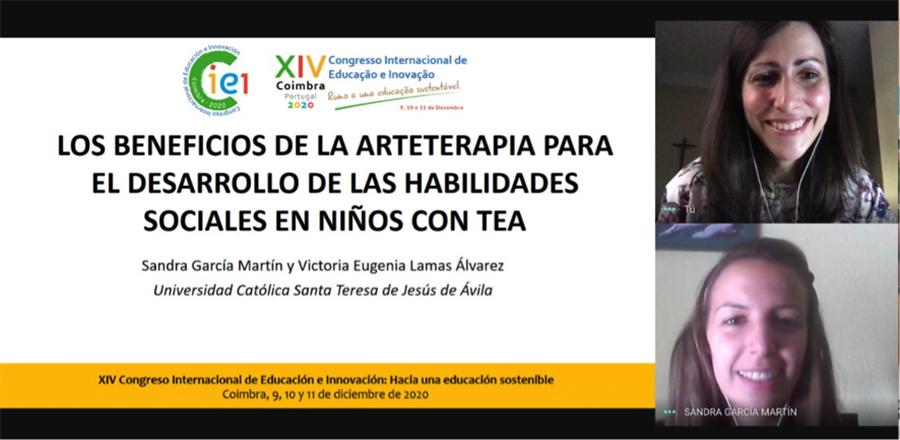 La UCAV participa en el  XIV Congreso Internacional de Educación e Innovación-Coímbra 2020