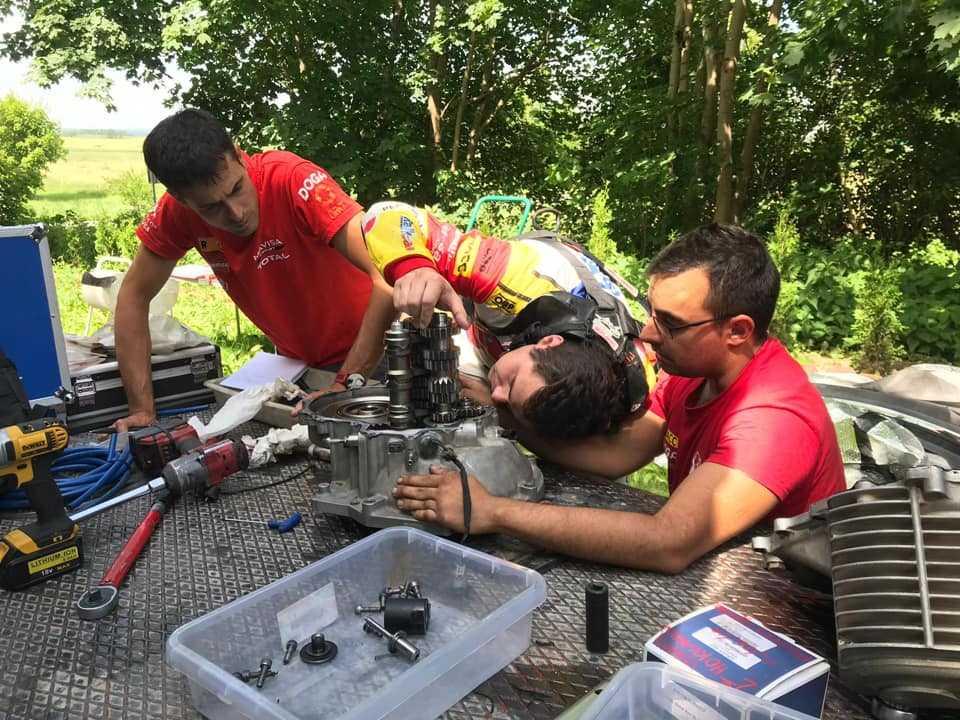 Representantes del UCAV Racing Engineering participarán en el Dakar 2021