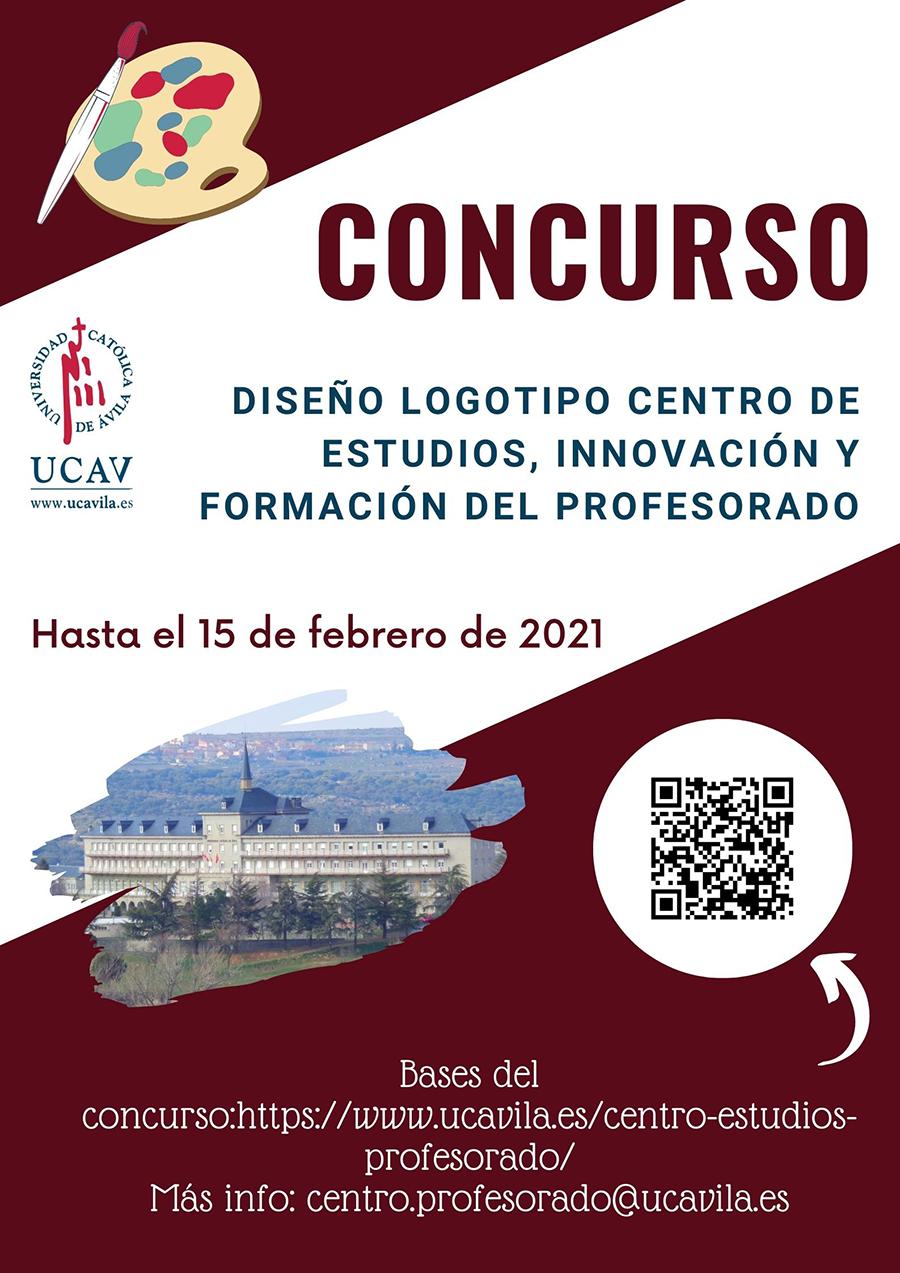 La UCAV convoca un concurso para crear el logotipo del Centro de Estudios, Innovación y Formación del Profesorado