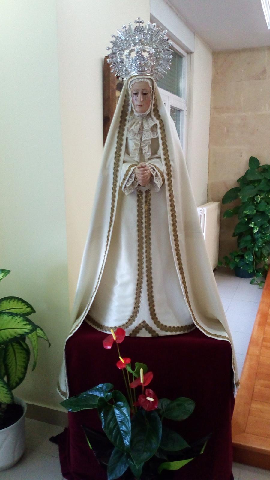 La Hermandad de los Estudiantes de la UCAV celebra el Triduo en honor de María Santísima Sede de la Sabiduría