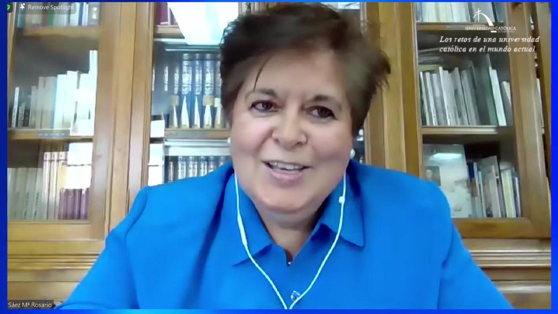 """La UCAV participa en el Conversatorio """"Los Retos de una Universidad Católica en el mundo actual"""""""