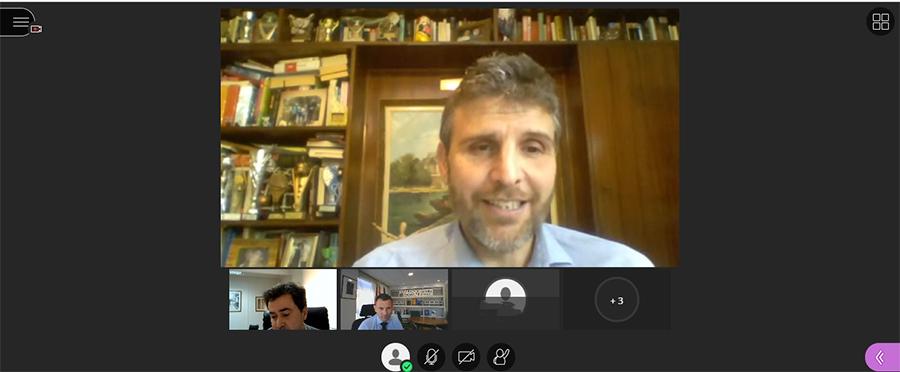 """Ricardo Reier, director de Ávila Business School: """"Ya nadie puede ver el e-commerce como una rivalidad, sino como una competencia directa"""""""