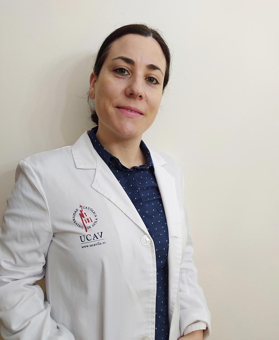 La profesora de la UCAV Eva Pilar López, premiada con al accésit Investigación Biomédica 2020 por su investigación sobre la labilidad emocional en la gestante