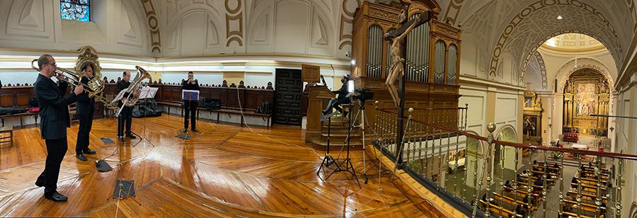 La Casa Natal de Santa Teresa acoge un Acto musical y declamación sobre La Santa dentro de los actos culturales del congreso que conmemora sus cincuenta años como Doctora de la Iglesia