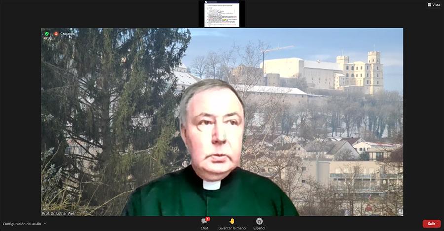 """Lothar Wehr: """"La vida en las iglesias paulinas no es imaginable sin mujeres"""""""