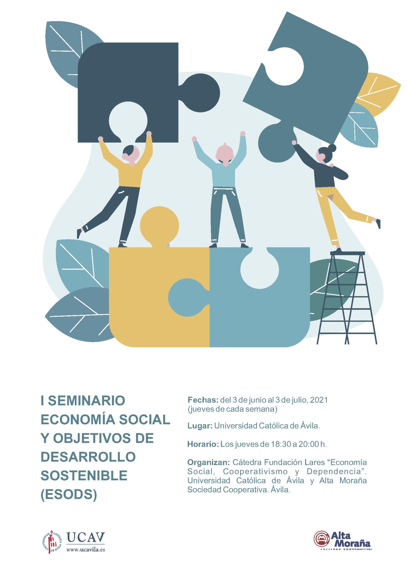 La UCAV celebrará por primera vez en la provincia de Ávila el Día Internacional de las Cooperativas
