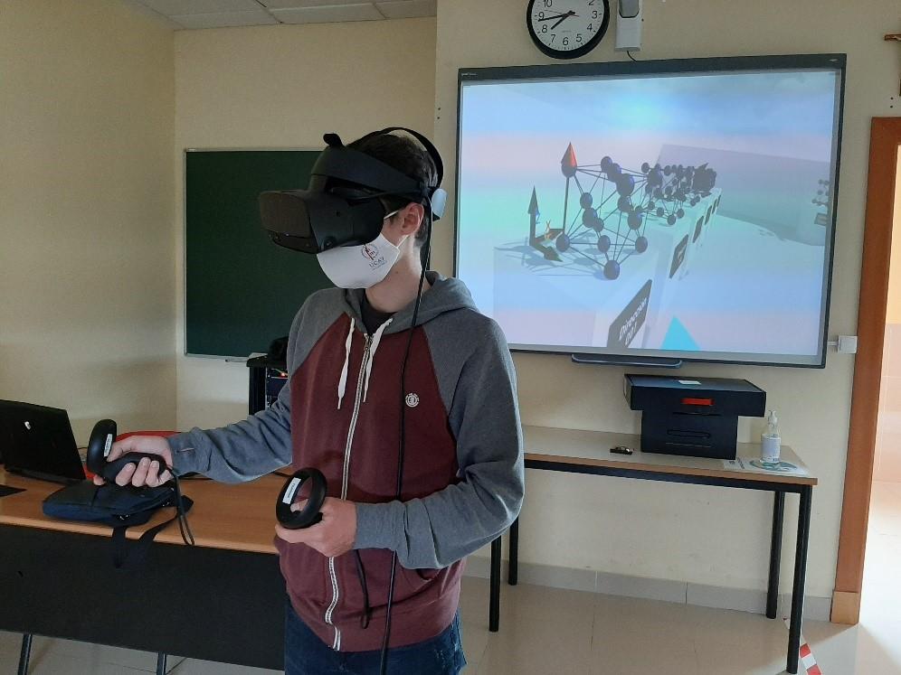 La UCAV introduce la realidad virtual inmersiva en sus clases de Ingeniería Mecánica