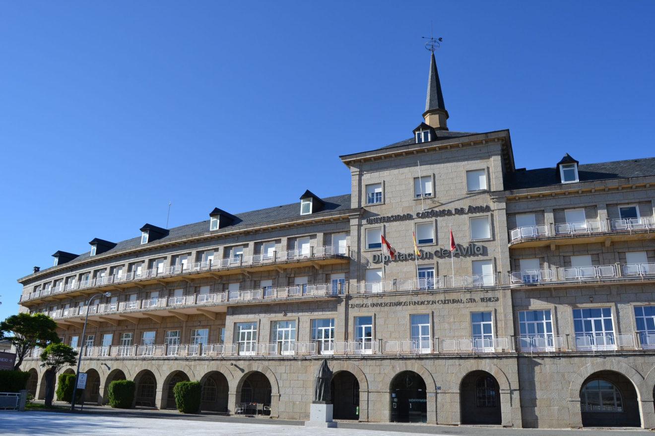 La Universidad Católica de Ávila, entre las 20 mejores universidades de España 2021 según la Revista Forbes
