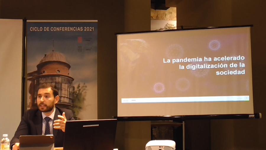 """Javier Jorge, profesor de la UCAV: """"El impulso a la digitalización del medio rural pasa por mejorar tanto la conectividad como la inclusión digital"""""""