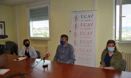 La UCAV apuesta por la formación práctica de sus alumnos en empresas abulenses