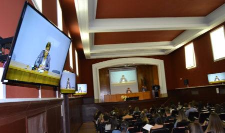 La UCAV da la bienvenida a los nuevos alumnos en el inicio del curso académico 2021-2022